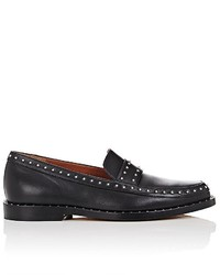Givenchy Elegant Leather Loafers