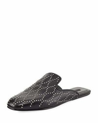 Jlle studded flat loafer slide medium 6464598