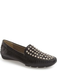 Robert Zur Starry Studded Loafer