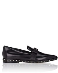 Valentino Garavani Soul Rockstud Leather Loafers