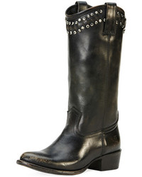 Frye diana cut stud tall boot medium 811067