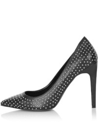 Gem Studded Court Shoes