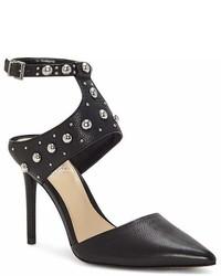 Vince Camuto Ledana Studded Ankle Strap Pumps