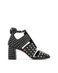 RED Valentino Red Studded Heel Pumps