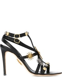 Fausto Puglisi Studded Sandals