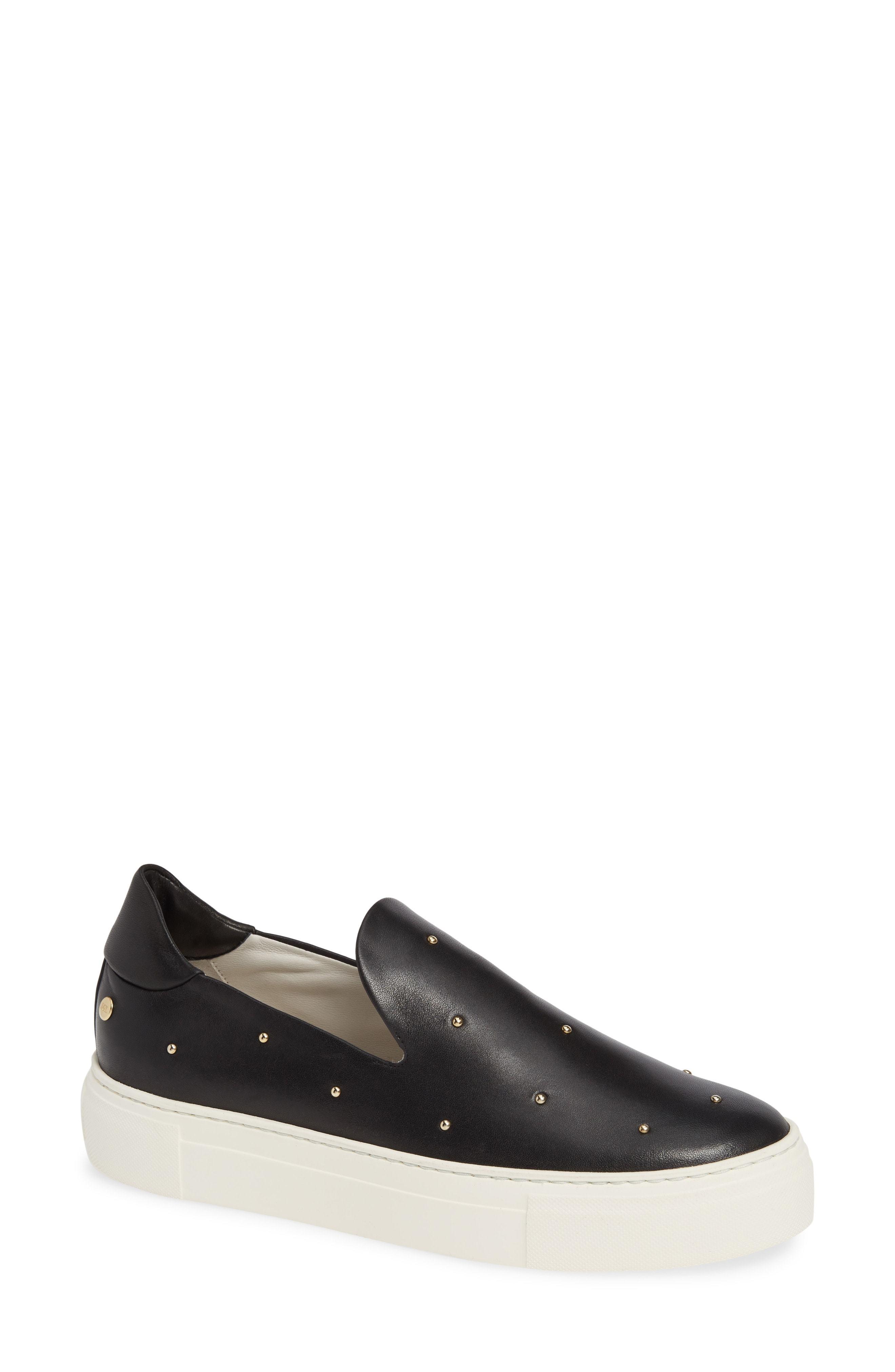 AGL Studded Slip On Sneaker, $155