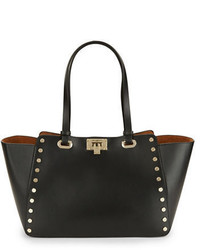 Karl Lagerfeld Paris Manon Studded Leather Tote