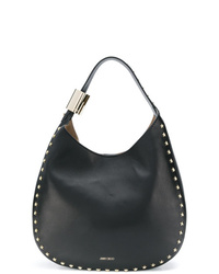 Jimmy Choo Star Studded Shoulder Bag