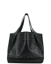 Stella McCartney Stella Studded Logo Tote Bag