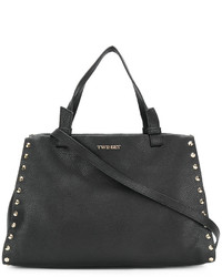 Twin-Set Studded Tote