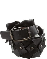 Diane von Furstenberg Stud Embellished Waist Belt