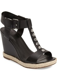 Marc Fisher Ltd Kelli Studded Wedge Sandal