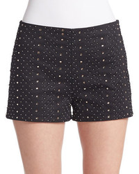 GUESS Embellished Club Shorts