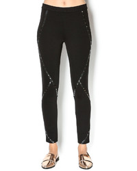 Haute Hippie Studded Skinny Pant