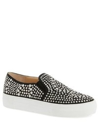 Vince Camuto Kindra Studded Slip On Sneaker