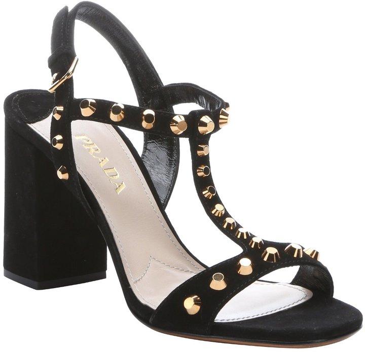 Prada studded sandals factory outlet cheap online cNeSY9yFK