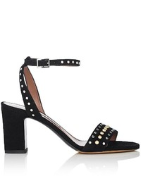 Tabitha Simmons Ruben Studded Suede Sandals