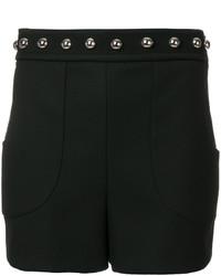 RED Valentino Studded Waist Shorts