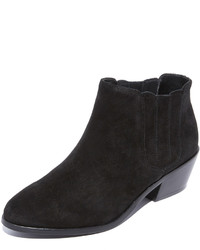 Barlow suede booties medium 625154