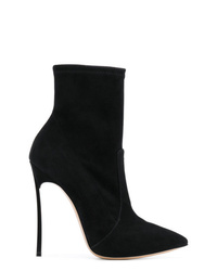 Casadei Blade Ankle Boots
