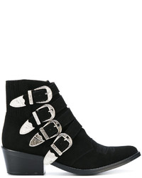 Buckle detail ankle boots medium 4978621