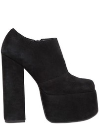 Jeffrey Campbell Ankle 140mm Druella Suede Platform Ankle Campbell Stiefel   Where to ... 5e3562