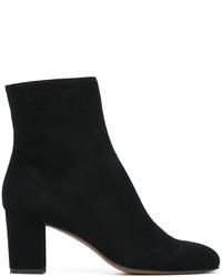 L'Autre Chose Round Toe Ankle Boots
