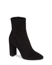 Saint Laurent Lou Almond Toe Boot
