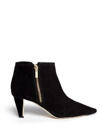 Jimmy Choo Lowry Suede Ankle Boots