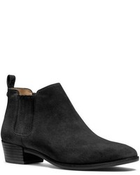 Michael Kors Michl Kors Shaw Suede Ankle Boot