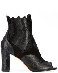 Peep toe ankle boots medium 3743096