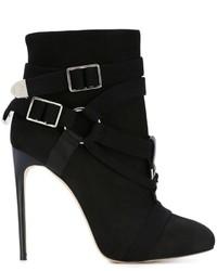 Dsquared2 Stiletto Heel Boots