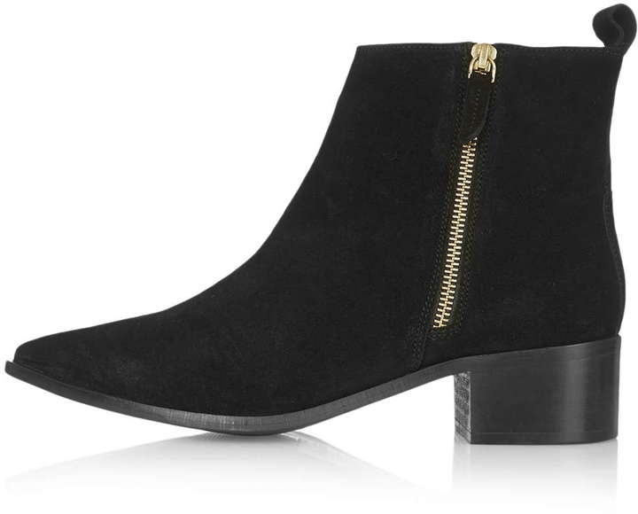 Topshop Almighty Suede Ankle Boots | Where to buy & how to wear
