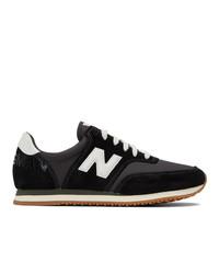 Junya Watanabe Black New Balance Edition Comp 100 Sneakers