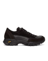Diemme Black Possagno Sneakers