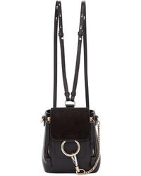 2828c7c3 Chloé Women's Black Backpacks from SSENSE | Women's Fashion ...