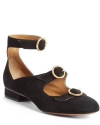 Chloe buckle ballerina flat medium 6464862