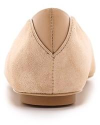 1ff538002badc4 ... Sam Edelman Colleen Suede Ballet Flats