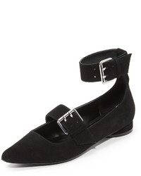 Opening Ceremony Fletcher Buckle Flats