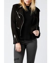 Azalea Duvall Moto Jacket