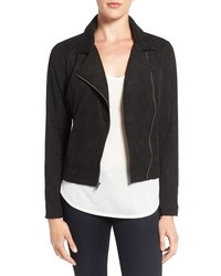 Venita faux suede moto jacket medium 834658