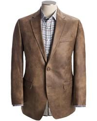 Ralph Lauren Lauren By Faux Suede Sport Coat | Where to buy &amp how