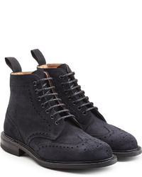 Church's Churchs Suede Ankle Boots