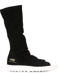 adidas Rick Owens X Superstar Ripple Sneaker Boots