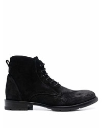 Tagliatore Henry Suede Ankle Boots