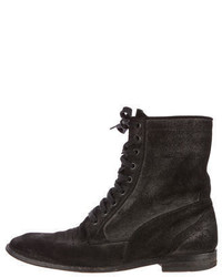 Maison Margiela Maison Martin Margiela Combat Boots