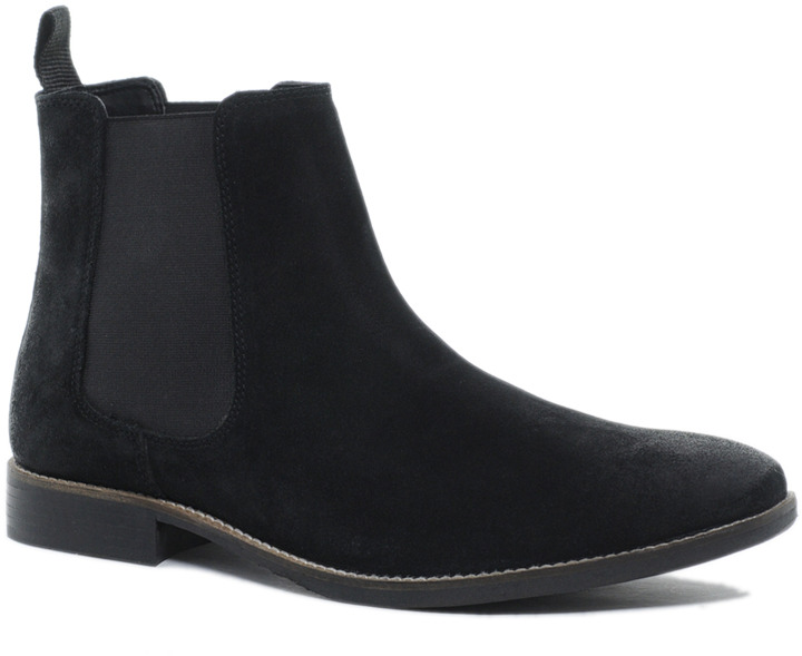 black suede chelsea boots asos chelsea boots in suede