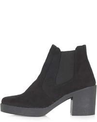 Topshop Beaumont Chelsea Boots