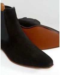 Aldo Biondi Suede Chelsea Boots, $69