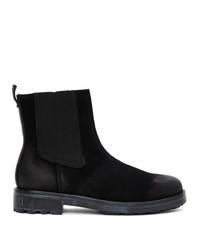 Diesel Black D Throuper Cb Chelsea Boots